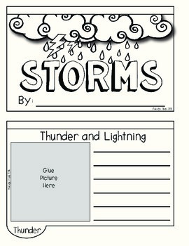 Storms Book Guide