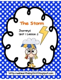 Storms - Journeys Unit 1 Lesson 2