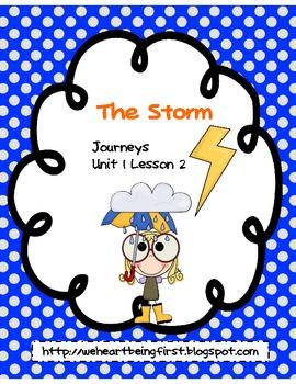 Storms - Journeys Unit 1 Lesson 2