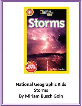 Storms (National Geographic Kids)
