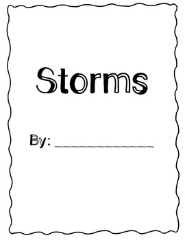 Storms! Packet