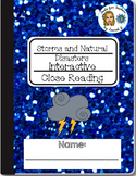 Storms and Natural Disasters Close Reading Activities for Google Drive®