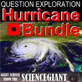 Stormy Weather Bundle: Hurricanes, Tornadoes, Floods Question Exploration