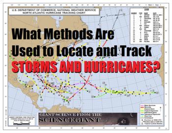 Stormy Weather Bundle: Hurricanes, Tornadoes, Floods Question Exploration