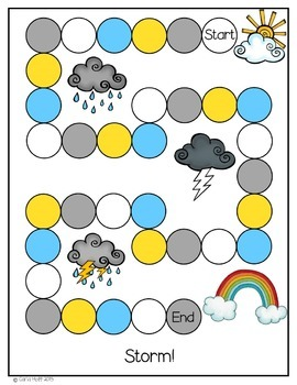 Stormy Weather - Common Core Connections -Treasures Grade 1