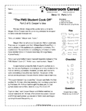 "Story 10: ""The FMS Student Cook Off"" Part 2 of 5"