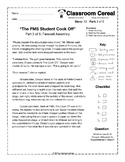"Story 10: ""The FMS Student Cook Off"" Part 3 of 5"