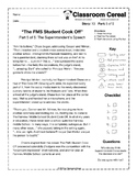 "Story 10: ""The FMS Student Cook Off"" Part 5 of 5"
