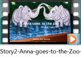 Story 2 At the Zoo: Counting Numbers 1 to 10 - Movie with audio