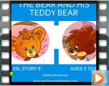 Story 8 Let me read you a story - Movie with audio for