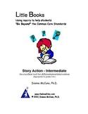 Story Action -Plot for Intermediate - Literacy Response Journal
