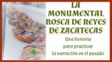 Story & Activities: La Monumental Rosca de Reyes de Zacate