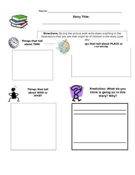 Story Analysis Sheet