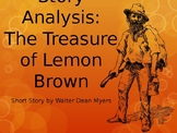 Story Review & Analysis - The Treasure of Lemon Brown by W