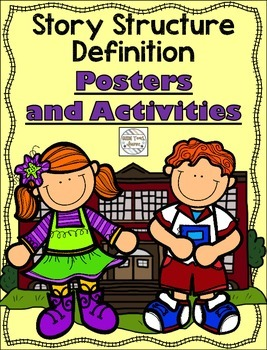 Story Arc Definition Posters and Activities