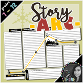 Story Arc - Narrative Plot Sequence