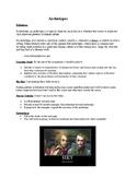 Story Archetypes Analysis