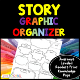 Story Background Graphic Organizer / Aligns with Journeys