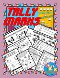 Story Based Tally Mark Lesson: Common Core/TEKS Aligned PR
