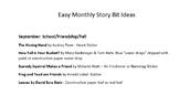 Story Bit Ideas (EASY!)