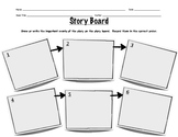 Story Board Sequence Events