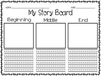 Story Board Templates!