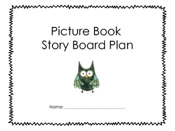 Story Board Writing Plan