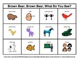 Story Boards (Set 1 - Polar Bear Polar Bear & Brown Bear B