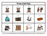 Story Boards (Set 8 - The Three Little Pigs & Goldilocks and the Three Bears)