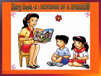 Story Book-2 Revenge of A Sparrow