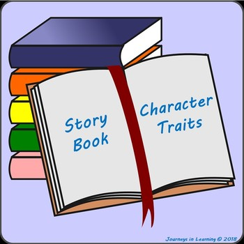 Story Book Character Traits