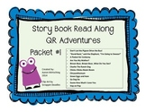 Story Book Read Along QR Adventures #1