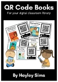 Listening Center Story Book QR Codes - Collection #1