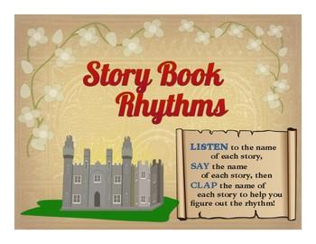 Story Book Rhythm Activity: Ti-ti & Ta