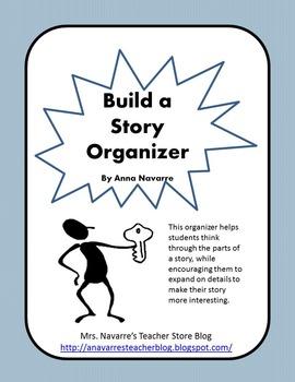 Story Builder Organizer