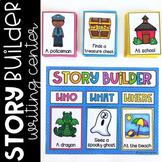 Story Builder Writing Center