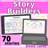 Story Builders, Narrative Generation, Creative Writing, Boom Cards