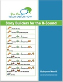 Complete 240 Page Story Builders Workbook for the /R/ Sound (All Positions)