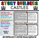 Story Building Cards - Castles