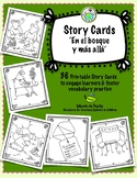 Story Card Set of 36 Printable Story Telling Cards for Spa