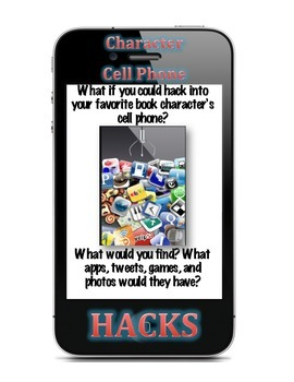 Story Character Cell Phone Hack