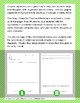 Story Character Chart and Reflection Graphic Organizer