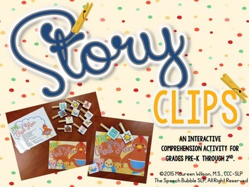 Story Clips: An Interactive Comprehension Activity