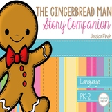 Story Companion: The Gingerbread Man