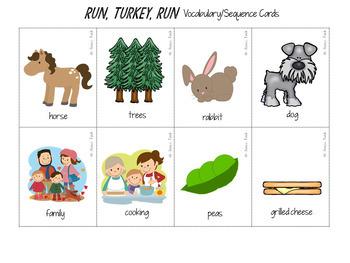 Story Companion: Run, Turkey, Run!