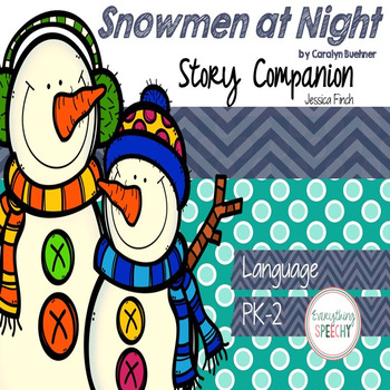 Story Companion: Snowmen at Night