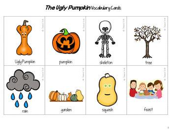 Story Companion: The Ugly Pumpkin