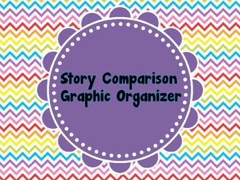 Story Comparison Graphic Organizer