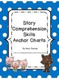 Story Comprehension Skills Anchor Charts