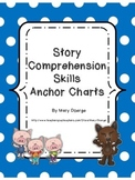 Story Comprehension Skills Anchor Charts